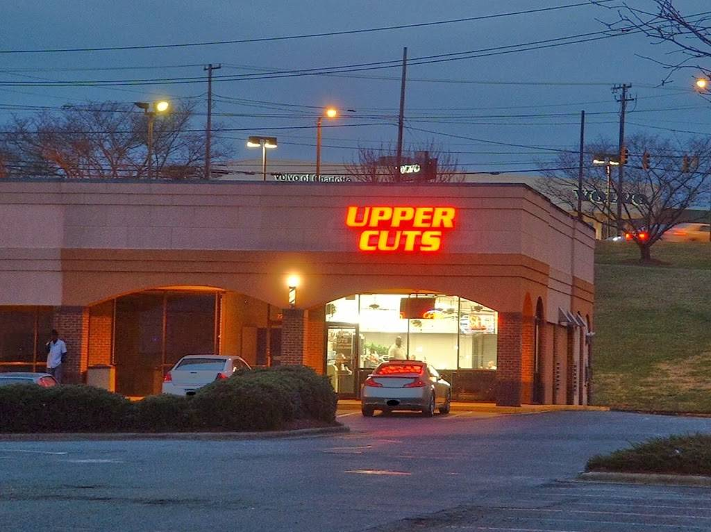 Upper Cutt Barber Shop - hair care  | Photo 1 of 2 | Address: 7201 E Independence Blvd # 1, Charlotte, NC 28227, USA | Phone: (704) 536-8900