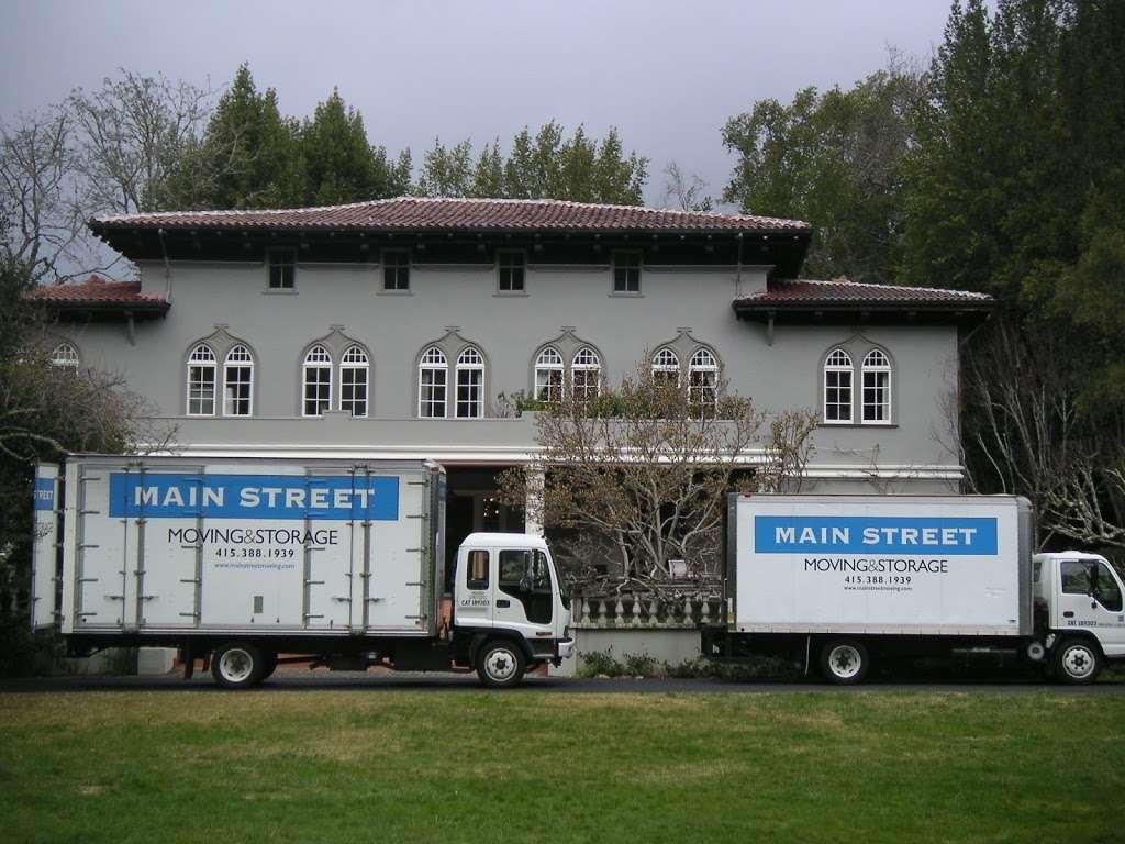 Main Street Moving & Storage - moving company  | Photo 5 of 10 | Address: 1129 Industrial Ave, Petaluma, CA 94952, USA | Phone: (707) 763-2100