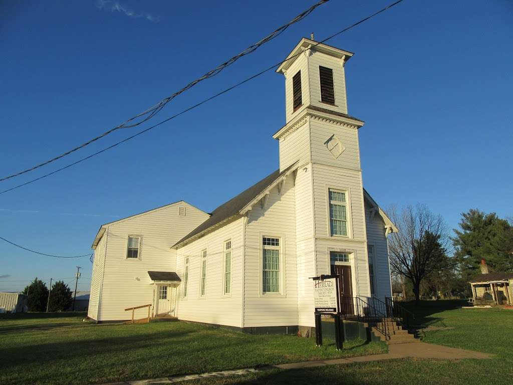 Heritage Baptist Church - church    Photo 1 of 2   Address: 19343 Carpenters Branch Rd, Brandy Station, VA 22714, USA   Phone: (540) 825-9518