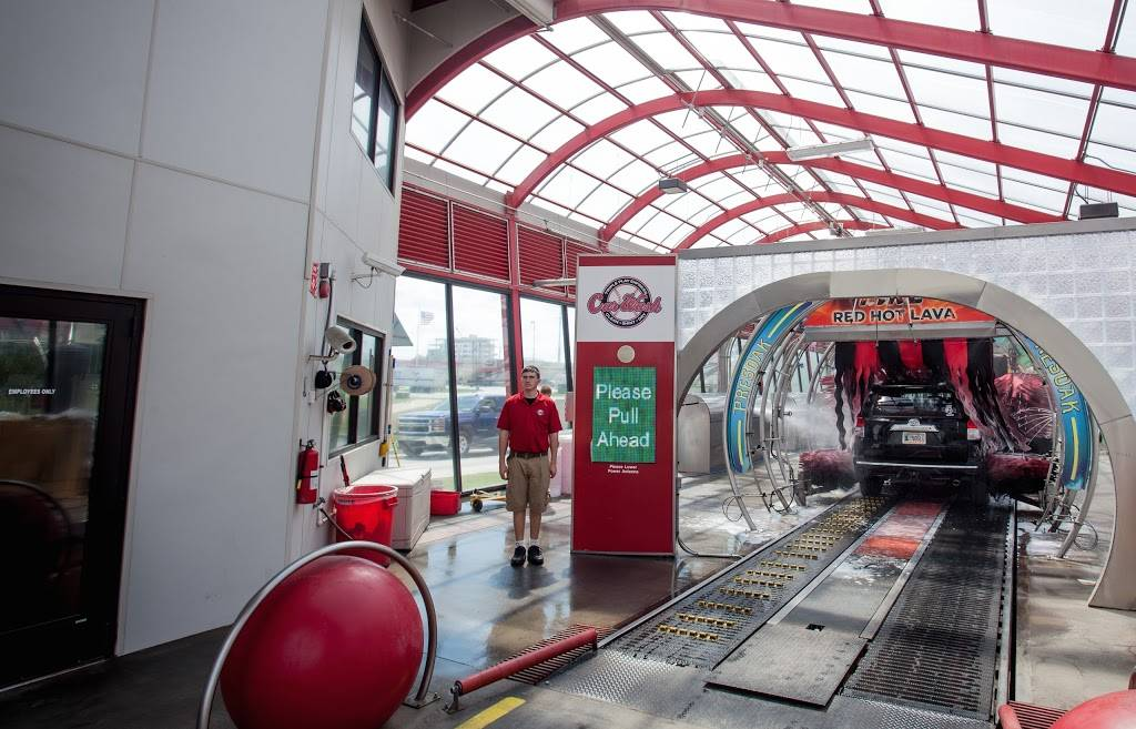 Triple Play Express Car Wash - Tulsa Hills - car wash  | Photo 3 of 9 | Address: 7855 S Olympia Ave, Tulsa, OK 74132, USA | Phone: (918) 289-0009
