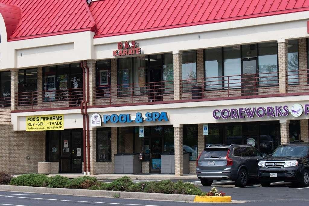 All Seasons Pool & Spa - store  | Photo 2 of 6 | Address: Cherry Tree Center, 11200 Scaggsville Rd #126, Laurel, MD 20723, USA | Phone: (301) 384-8226
