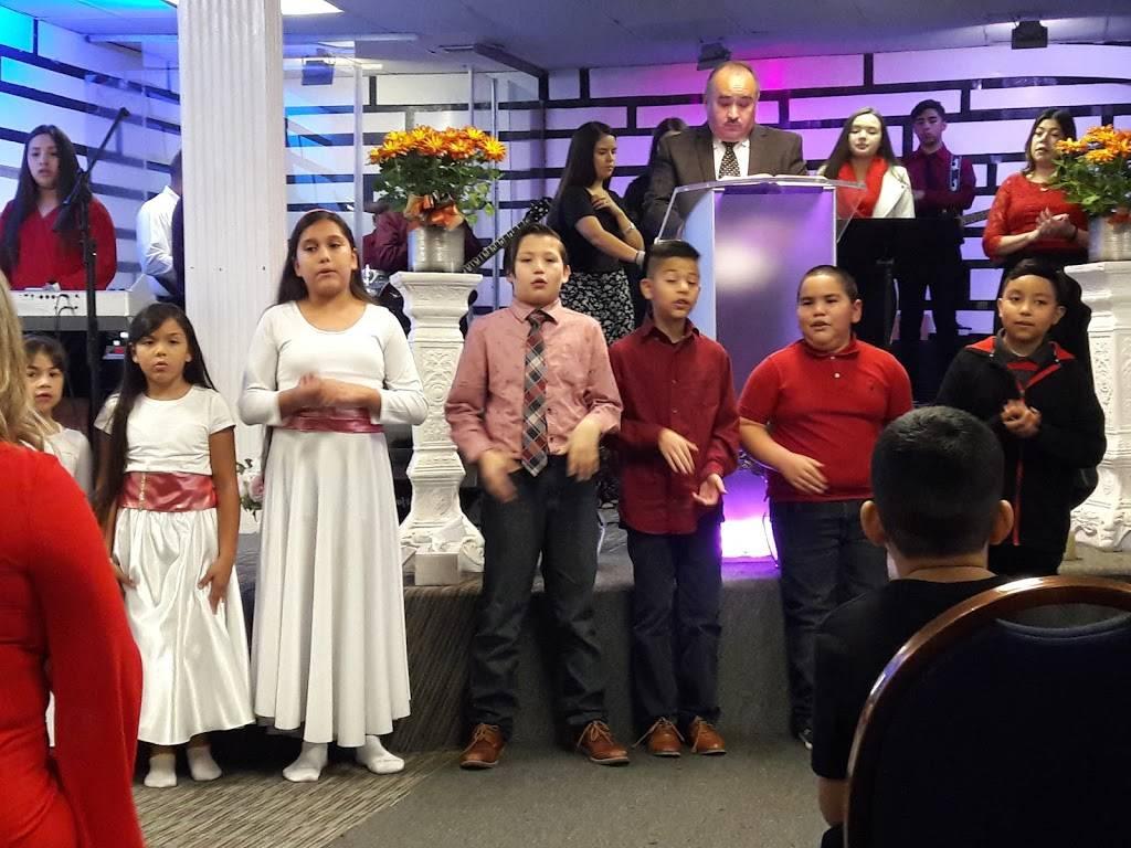 Temple Principe De Paz - church  | Photo 2 of 10 | Address: 2001 Prairie Ave, Fort Worth, TX 76164, USA | Phone: (817) 626-4418