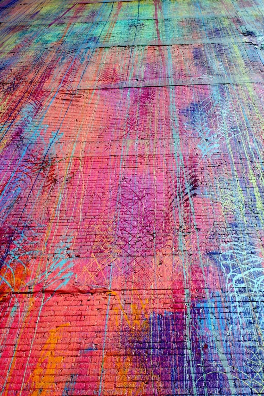The Illuminated Mural - museum  | Photo 4 of 10 | Address: 2967 E Grand Blvd, Detroit, MI 48202, USA | Phone: (248) 885-4156