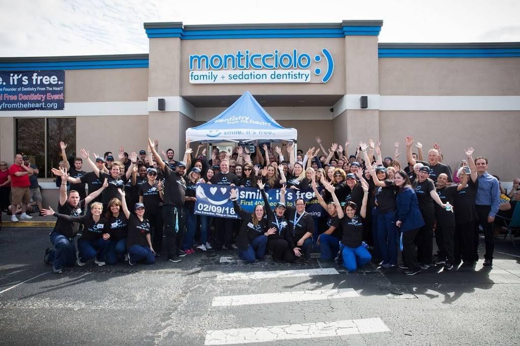 Monticciolo Family & Sedation Dentistry - dentist  | Photo 1 of 2 | Address: 4850 1st Ave N, St. Petersburg, FL 33713, USA | Phone: (813) 336-8478