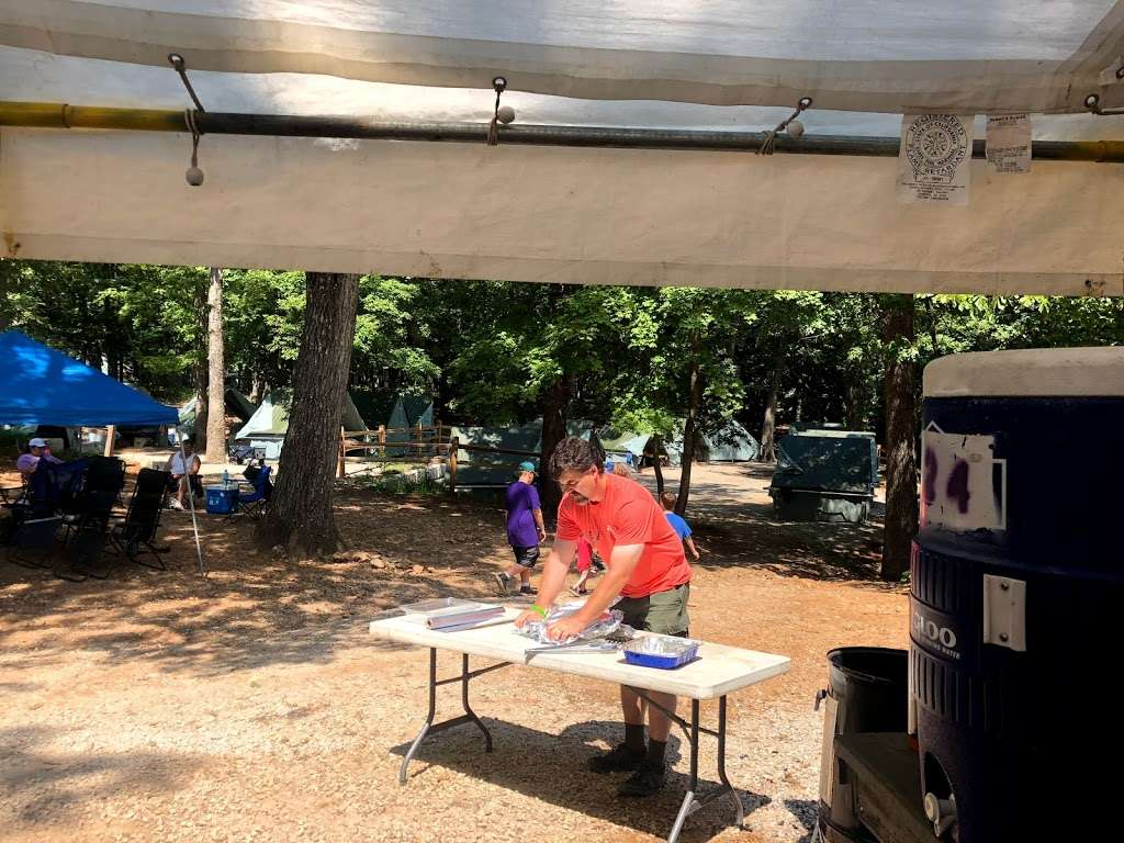 Kickapoo Campsite - campground  | Photo 1 of 5 | Address: Osceola, MO 64776, USA