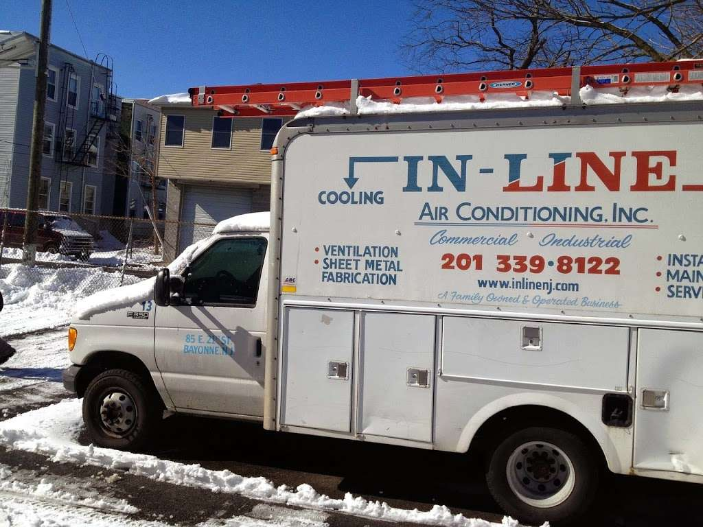 In-Line Heating Service - home goods store  | Photo 2 of 5 | Address: 85 E 21st St, Bayonne, NJ 07002, USA | Phone: (201) 339-8121