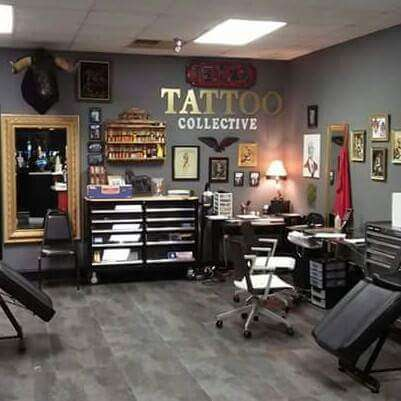 TEXAS Tattoo Collective - store  | Photo 8 of 10 | Address: 1712 N Frazier St #111, Conroe, TX 77301, USA