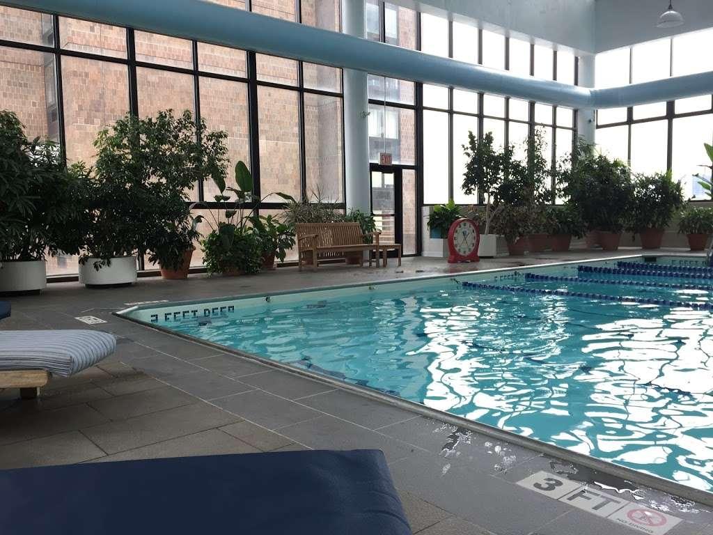 Waterside Plaza Swim & Health Club - gym  | Photo 2 of 4 | Address: 35 Waterside Plaza, New York, NY 10010, USA | Phone: (212) 340-4225