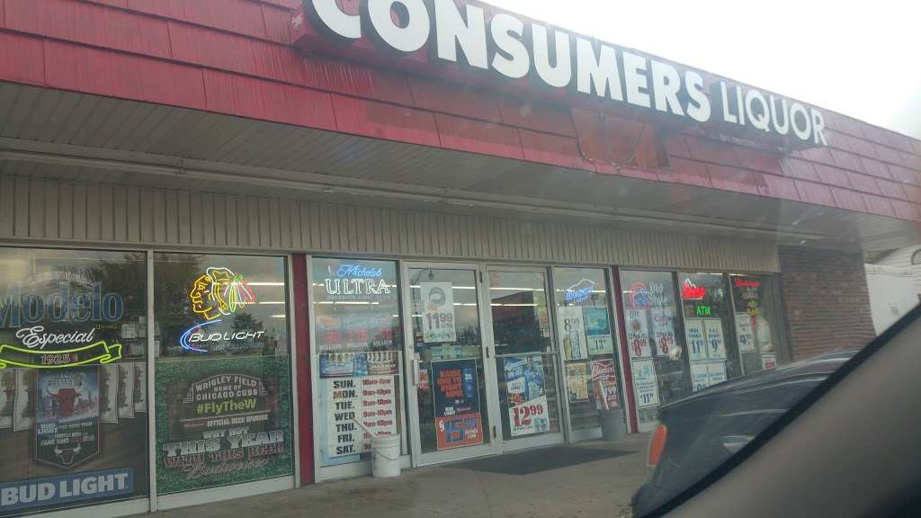 Consumers Liquor Stores Inc - store  | Photo 4 of 10 | Address: 1134 Plainfield Rd, Joliet, IL 60435, USA | Phone: (815) 723-7331