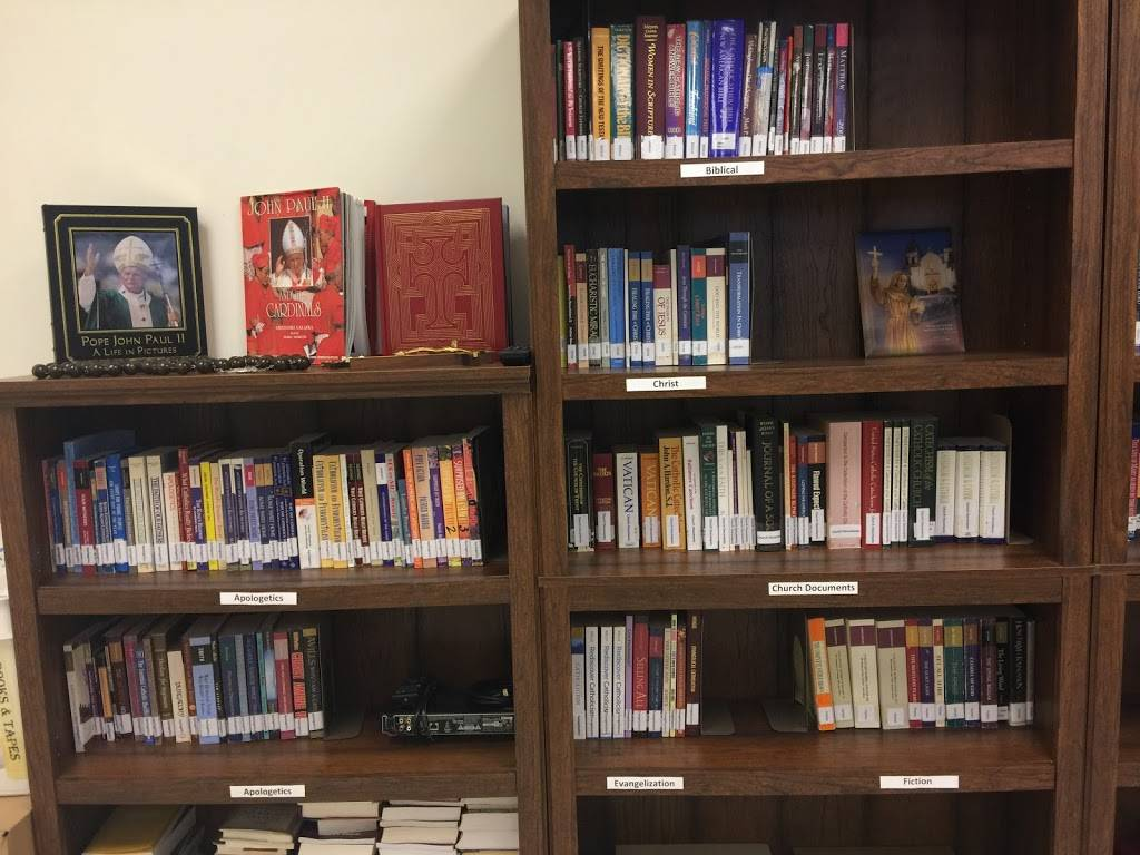 Archbishop Fulton Sheen Library - library  | Photo 1 of 8 | Address: 14818 W Deer Valley Dr, Sun City West, AZ 85375, USA | Phone: (623) 344-7288