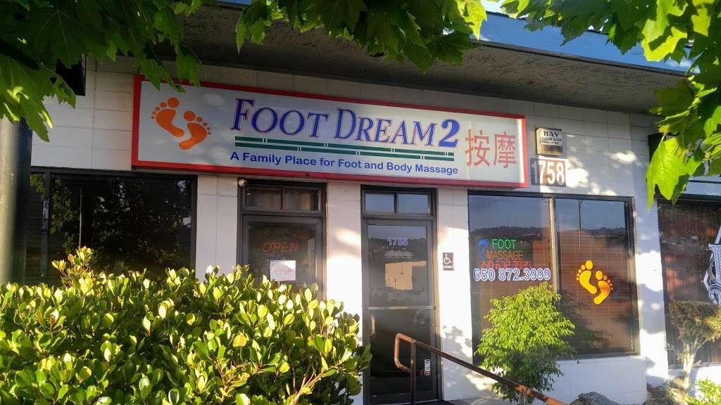 Foot Dream - doctor  | Photo 3 of 3 | Address: 1772 El Camino Real, San Bruno, CA 94066, USA | Phone: (650) 588-9929