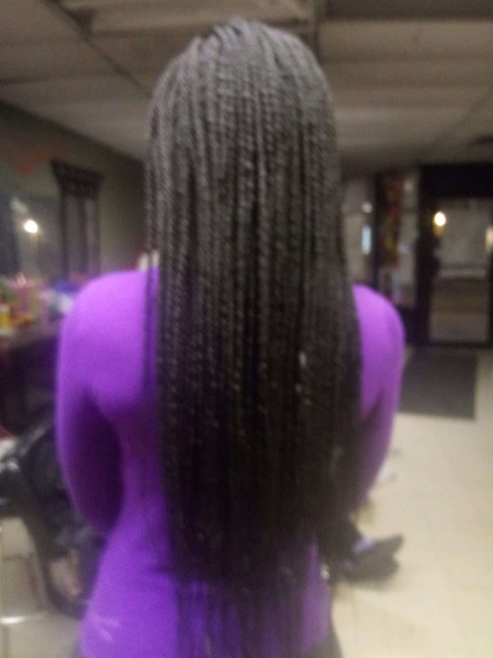 Manoro's African Hair Braiding - hair care  | Photo 8 of 10 | Address: 6454 S Cottage Grove Ave, Chicago, IL 60637, USA | Phone: (773) 667-8886