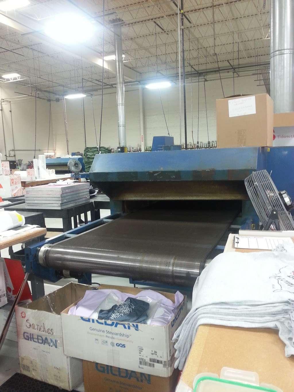 Visage Screen-Print - clothing store  | Photo 5 of 10 | Address: 119 Rawls Rd, Des Plaines, IL 60018, USA | Phone: (847) 813-5552