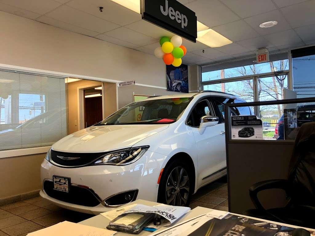 Teterboro Chrysler Jeep Dodge RAM - car repair  | Photo 1 of 10 | Address: 469 US-46, Little Ferry, NJ 07643, USA | Phone: (201) 440-0222
