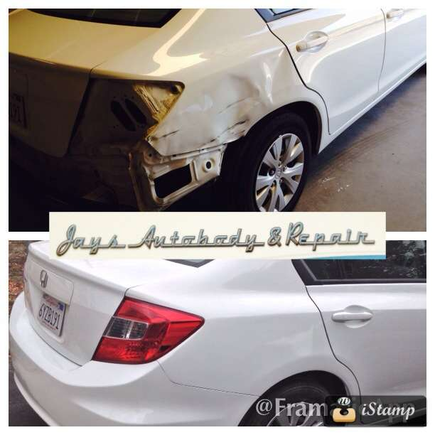 Jays Auto Body & Repair - car repair  | Photo 3 of 10 | Address: 27200 3rd St, Highland, CA 92346, USA | Phone: (909) 401-1919