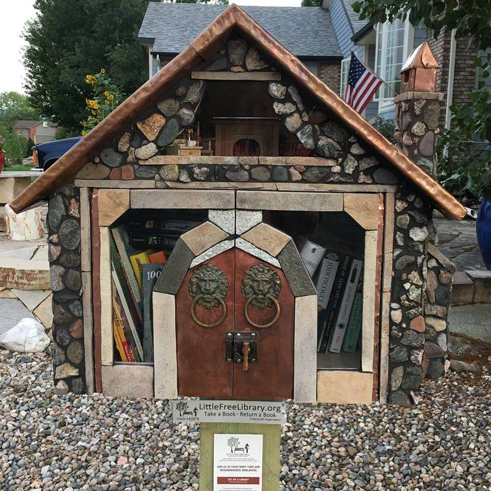 Little Free Library #60879 - library  | Photo 1 of 3 | Address: 4319 16th St SW, Loveland, CO 80537, USA