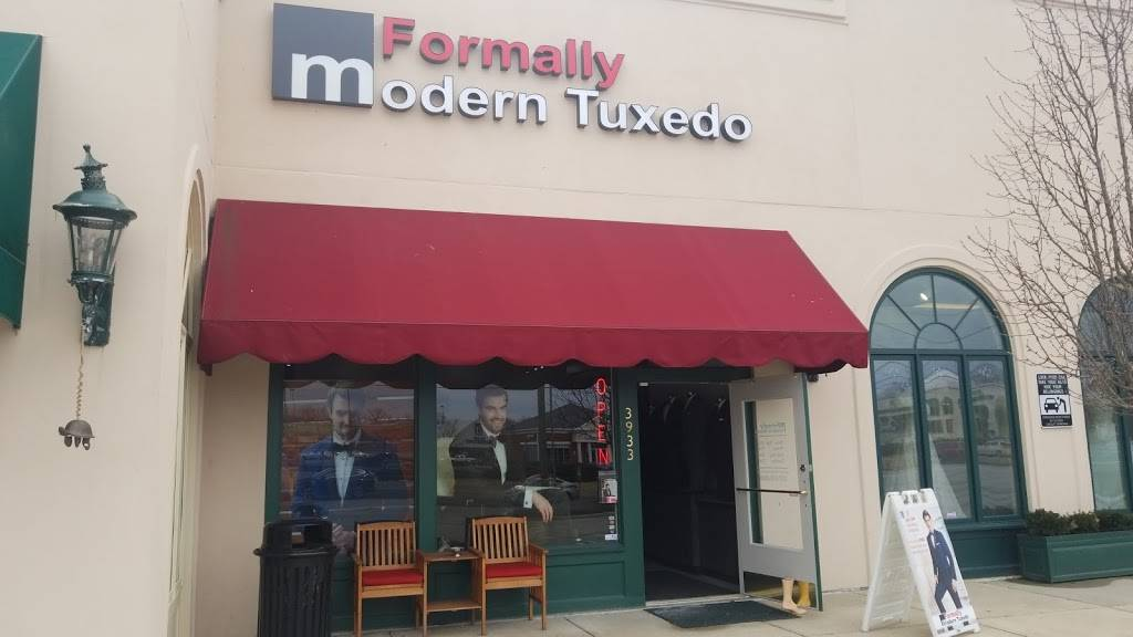 Formally Modern Tuxedo - clothing store  | Photo 1 of 9 | Address: 3933 E 82nd St, Indianapolis, IN 46240, USA | Phone: (317) 579-4889