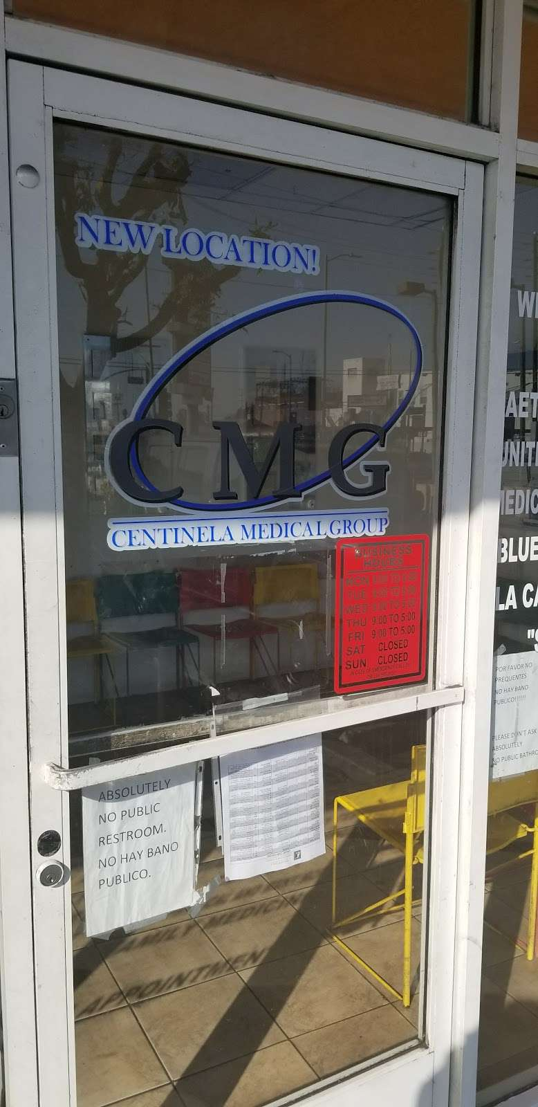 Centinela Medical Group - health  | Photo 3 of 4 | Address: 4405 S Main St, Los Angeles, CA 90037, USA | Phone: (323) 231-0659