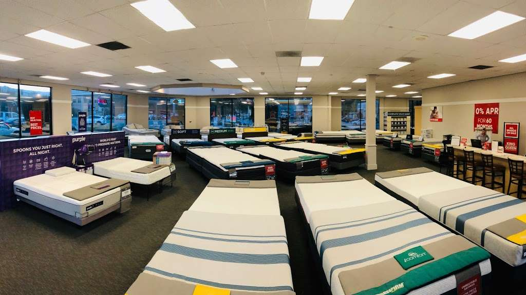 Mattress Firm Mountain View - furniture store  | Photo 5 of 10 | Address: 804 E El Camino Real, Mountain View, CA 94040, USA | Phone: (650) 694-7339