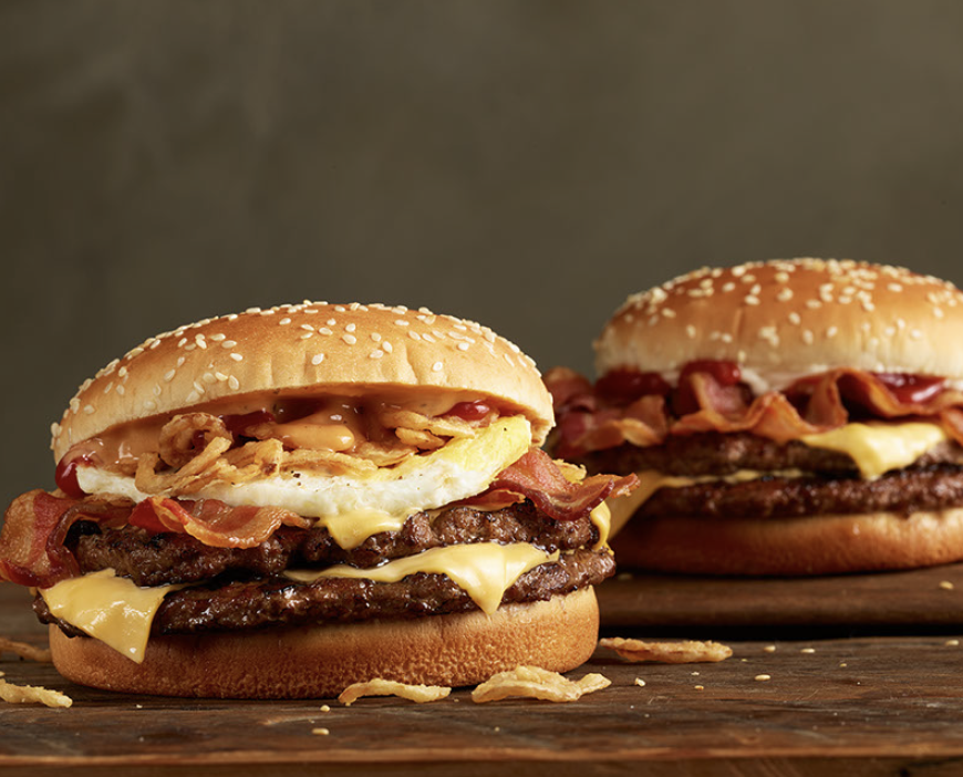 Burger King - restaurant  | Photo 6 of 10 | Address: Hms Host Vince Lombardi Travel Plaz, Ridgefield, NJ 07657, USA | Phone: (201) 943-1171