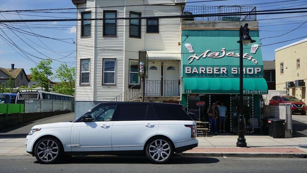 Majestic barbershop - hair care  | Photo 1 of 10 | Address: 163 Passaic St, Garfield, NJ 07026, USA | Phone: (973) 470-9777