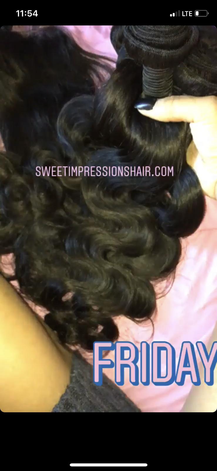 Sweet Impressions Hair - hair care  | Photo 9 of 10 | Address: Milwaukee, WI, USA | Phone: (475) 988-6549