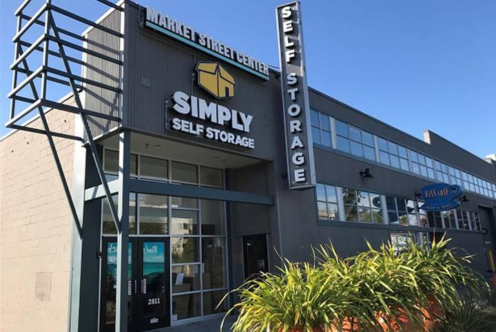 Simply Self Storage - moving company    Photo 2 of 9   Address: 2811 NW Market St, Seattle, WA 98107, USA   Phone: (206) 789-8080
