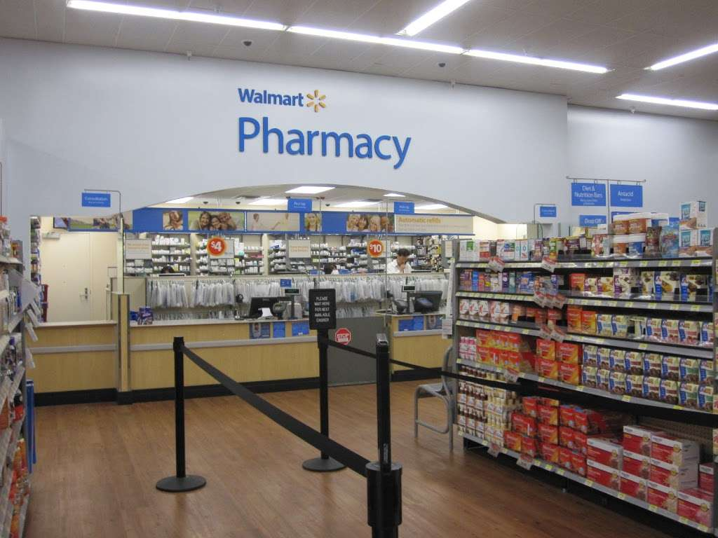 Walmart Pharmacy - pharmacy  | Photo 1 of 4 | Address: 4545 Hypoluxo Rd, Lake Worth, FL 33463, USA | Phone: (561) 642-2608