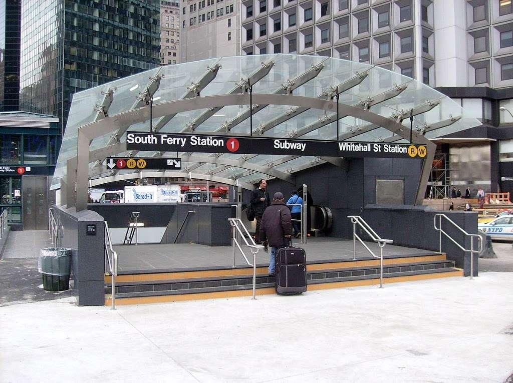 South Ferry Station - transit station  | Photo 1 of 10 | Address: New York, NY 10004, USA