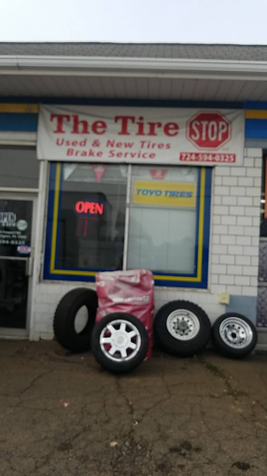 Tire Stop INC - car repair  | Photo 8 of 9 | Address: 2015 Freeport Rd, Arnold, PA 15068, USA | Phone: (724) 594-0325