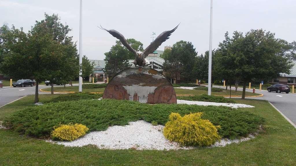 NJ Veterans Memorial Home - local government office  | Photo 1 of 5 | Address: 132 Evergreen Rd, Edison, NJ 08837, USA | Phone: (732) 452-4100
