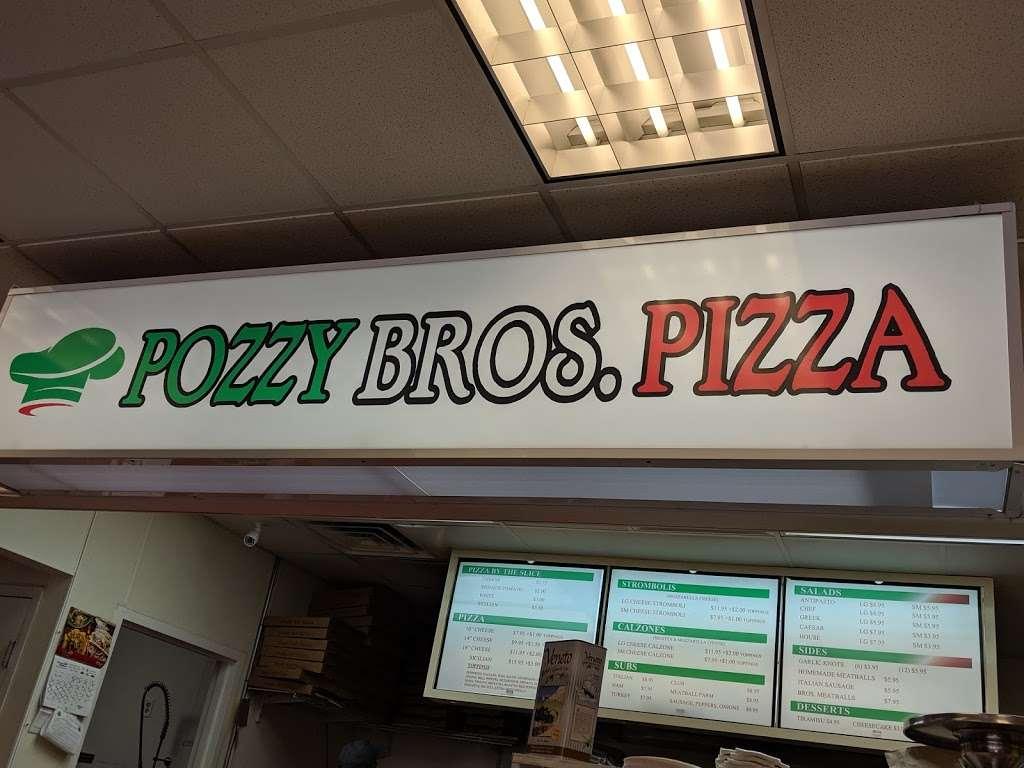 Pozzy Bros. Pizza - restaurant    Photo 3 of 9   Address: 4000 North, US-1, Cocoa, FL 32927, USA   Phone: (321) 735-7049