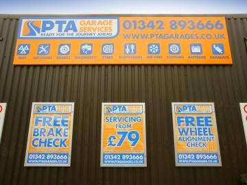 PTA Garage Services Godstone Motorstore - car wash  | Photo 5 of 10 | Address: Unit 2 Garage, Eastbourne Rd, South Godstone RH9 8EZ, UK | Phone: 01342 893666