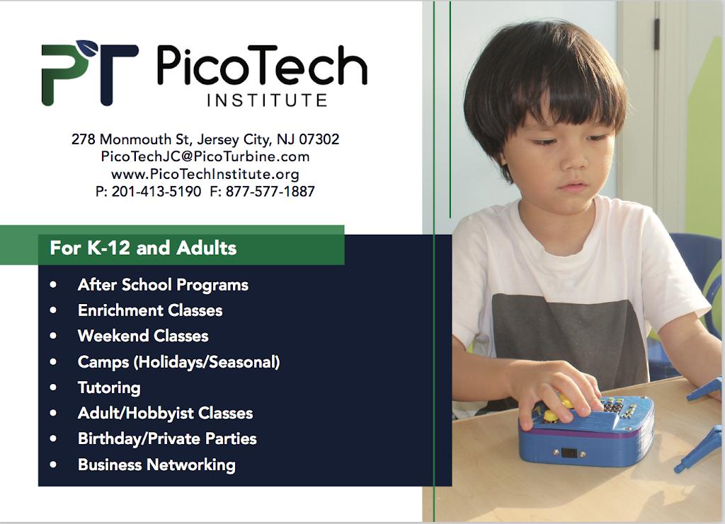 PicoTech Institute Jersey City - school  | Photo 3 of 6 | Address: 278 Monmouth St, Jersey City, NJ 07302, USA | Phone: (877) 731-9966 ext. 3