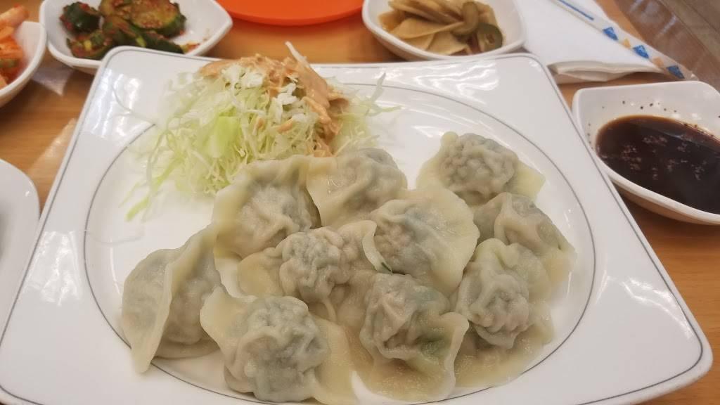 Myung In Dumplings - restaurant  | Photo 2 of 10 | Address: 8911 Garden Grove Blvd, Garden Grove, CA 92844, USA | Phone: (714) 638-4009