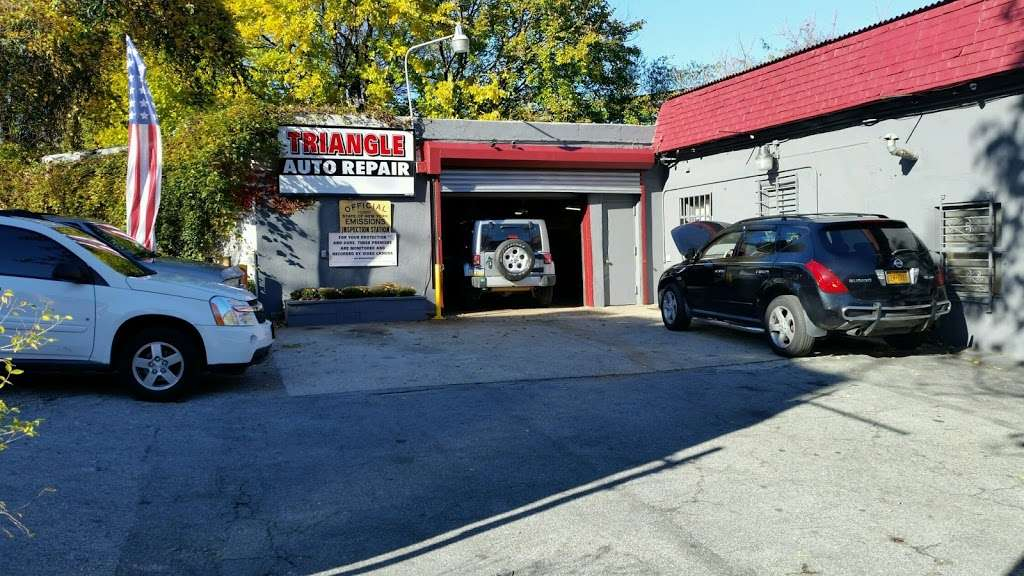 Triangle Auto Repair - car repair  | Photo 1 of 2 | Address: 60 Park Ave, Staten Island, NY 10302, USA | Phone: (718) 442-9159