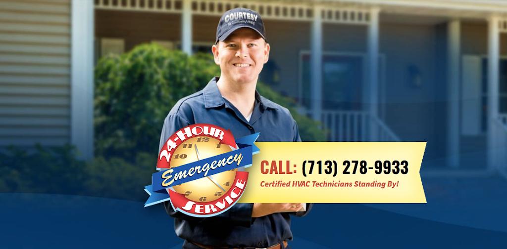 Courtesy AC & Heating Services - home goods store    Photo 1 of 2   Address: 1950 Eldridge Pkwy, Houston, TX 77077, USA   Phone: (713) 278-9933