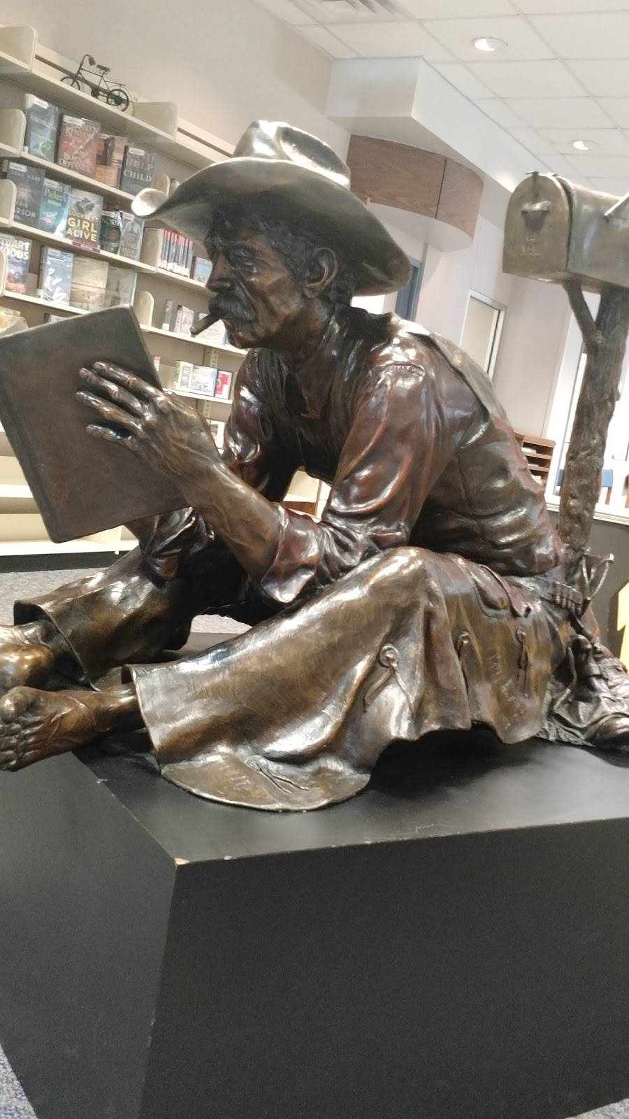 John Ed Keeter Public Library - library  | Photo 6 of 10 | Address: 355 W McLeroy Blvd, Saginaw, TX 76179, USA | Phone: (817) 230-0300