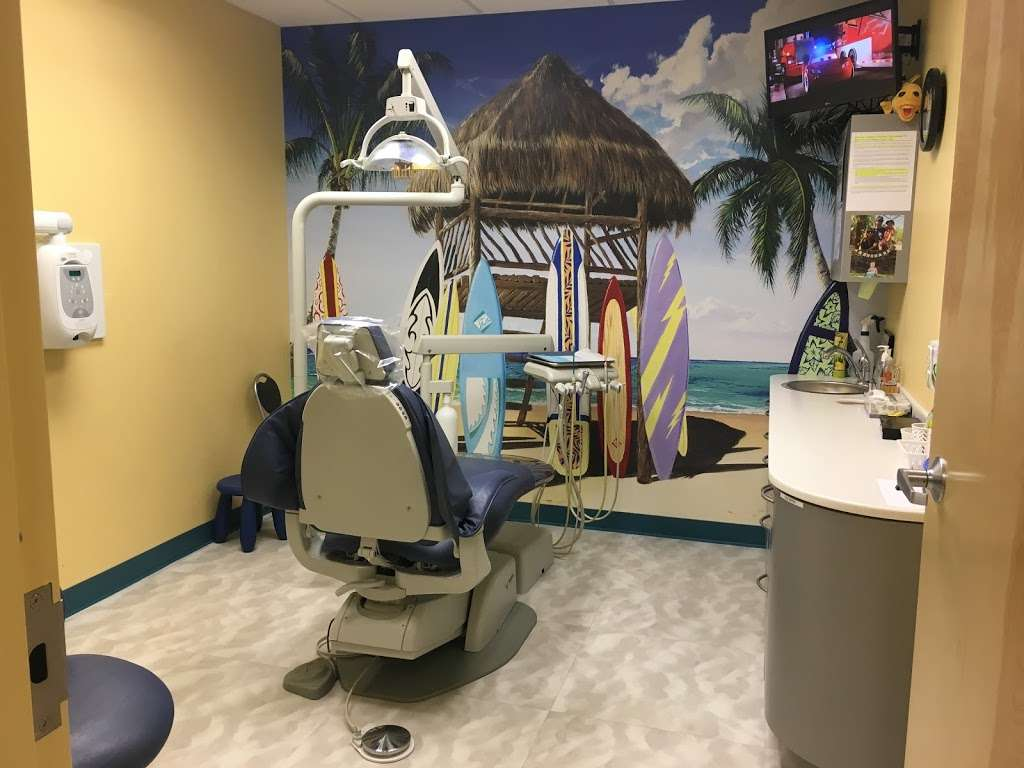 Building Blocks Pediatric Dentistry   2100 Quaker Pointe Dr