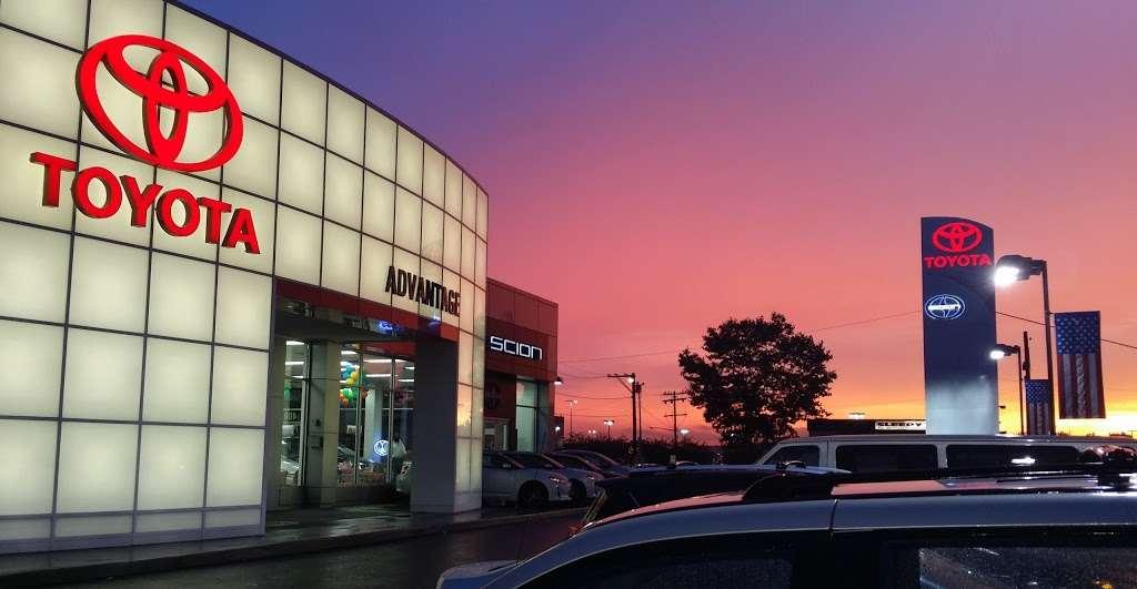 Advantage Toyota - car dealer  | Photo 1 of 10 | Address: 400 W Sunrise Hwy, Valley Stream, NY 11581, USA | Phone: (516) 887-8600