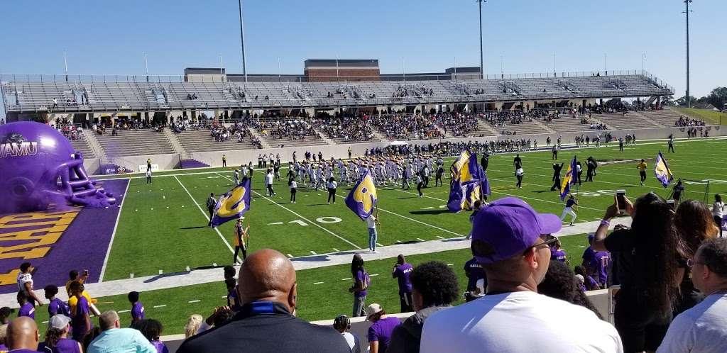 PVAMU - Panther Stadium - stadium  | Photo 4 of 10 | Address: 1600 Stadium Dr, Prairie View, TX 77445, USA | Phone: (936) 261-9100