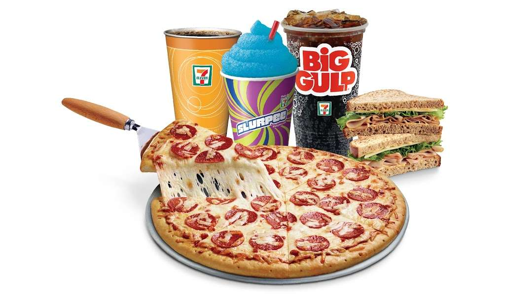 7-Eleven - convenience store  | Photo 6 of 10 | Address: 3520 Pacheco Blvd, Martinez, CA 94553, USA | Phone: (925) 372-7806