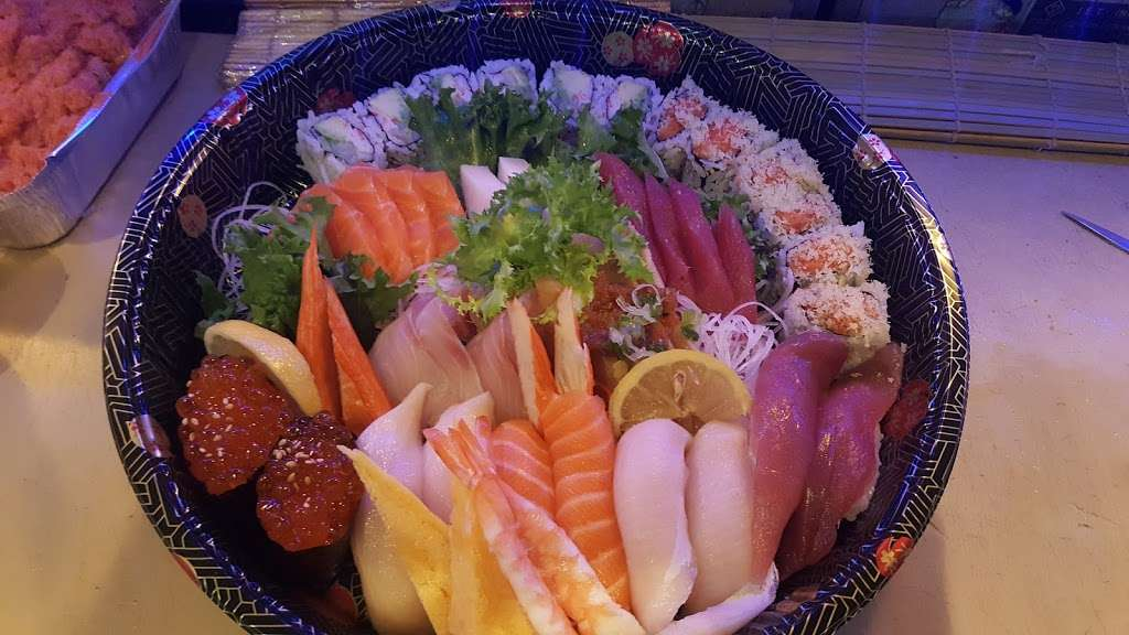 Sushi House of Hoboken - restaurant  | Photo 6 of 10 | Address: 155 1st St, Hoboken, NJ 07030, USA | Phone: (201) 656-7788