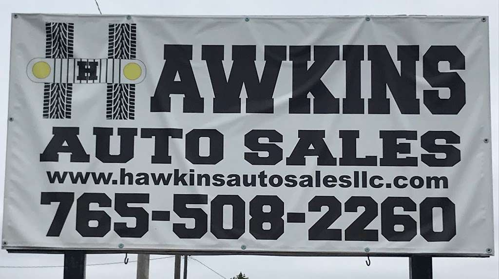 Hawkins Auto Sales LLC - car dealer  | Photo 1 of 1 | Address: 7870 IN-28, Elwood, IN 46036, USA | Phone: (765) 508-2260