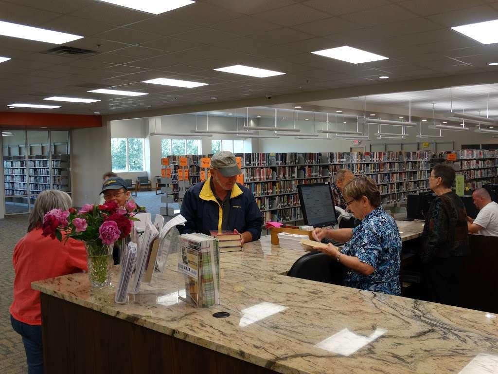 Lancaster Community Library - library    Photo 8 of 9   Address: 16 Town Centre Dr, Kilmarnock, VA 22482, USA   Phone: (804) 435-1729