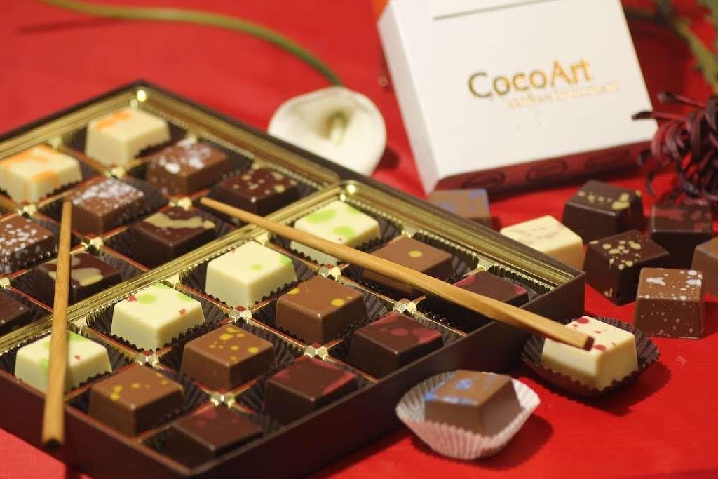 CocoArt Chocolate - store    Photo 3 of 10   Address: 20 Prag Blvd #002, Monroe, NY 10950, USA   Phone: (845) 248-1617