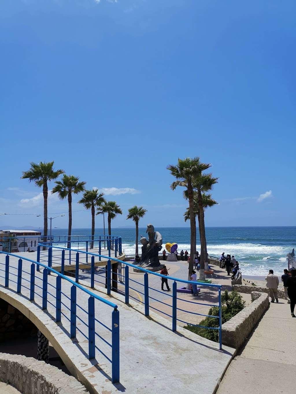 El Muro en la Playa, Tijuana - museum  | Photo 7 of 10 | Address: Faro, Monumental, Tijuana, B.C.