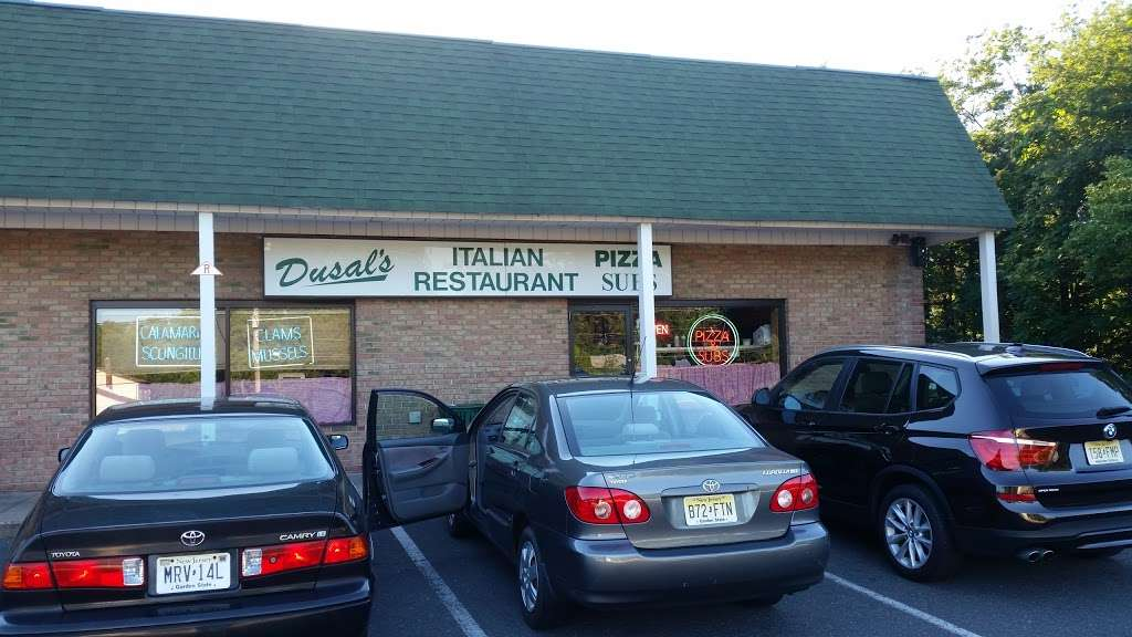 Dusals Pizza - restaurant    Photo 3 of 7   Address: 100 Ryders Ln, Milltown, NJ 08850, USA   Phone: (732) 745-7311