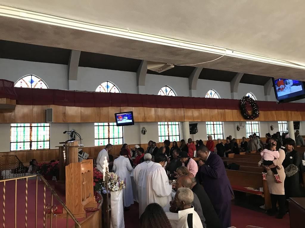 St. Paul Church - church  | Photo 3 of 10 | Address: 2260 Hunt St, Detroit, MI 48207, USA | Phone: (313) 567-9643