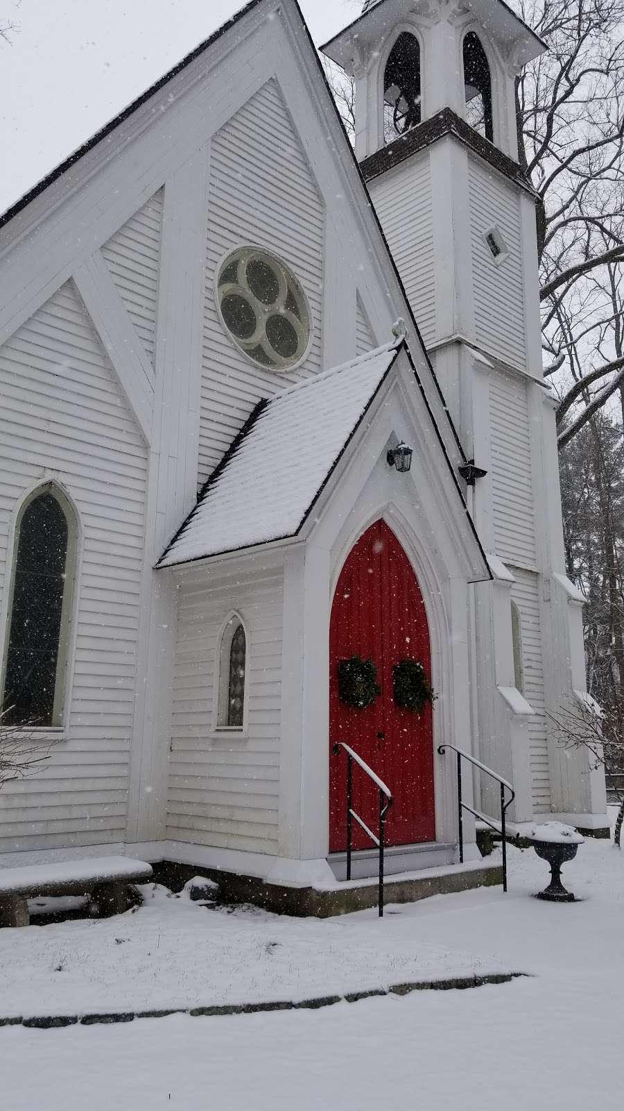 St James Episcopal Church - church  | Photo 1 of 2 | Address: 296 Titicus Rd, North Salem, NY 10560, USA | Phone: (914) 669-5563